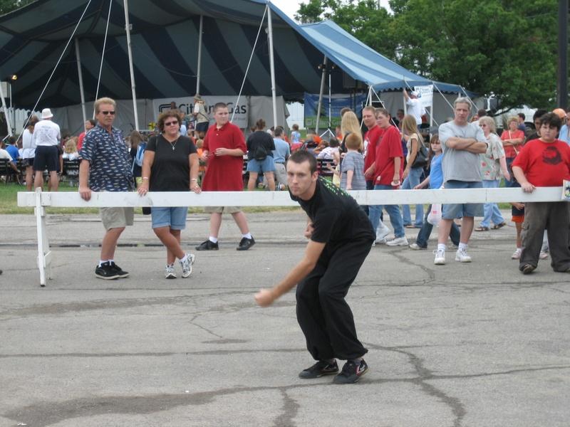Marion County Fair 2007